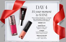 Sephora Canada Holiday Promotions: 25 Days Of FREE MINIS ... Sephora Canada 2019 Chinese New Year Gwp Promo Code Free 10 April Sephora Coupon Promo Codes 2018 Sales Latest Clinique September2019 Get Off Ysl Beauty Us Code Mount Mercy University Ebay Coupon Codes And Deals September Findercom Spend 29 To Get Bonus Uk Mckenzie Taxidermy Code Better Seball Coupons Iphone Upgrade T Mobile Black Friday Deals Live Now Too Faced Clinique Pressed Powder Makeup Compact Powder 04