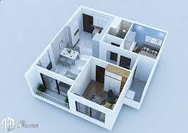 104 Two Bedroom Apartment Design Modern Interior Of 2 Nid Interior Archello