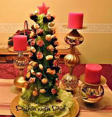 Saran Wrap Xmas Tree by Dishin With Didi Appetizer Christmas Tree Diy Entertaining