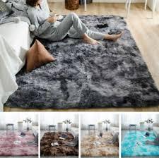 details zu übergroße flauschige teppiche shaggy area rug esszimmer schlafzimmer teppich