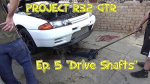 Project R32 GTR Episode 5 -