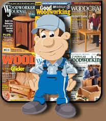 woodworking magazine exchange
