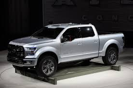 Ford Atlas Concept Is More Than Meets The Eye - Ultimate Car Blog