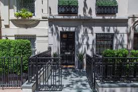 100 Five Story New York Projects Residential Upper East Side Townhouse