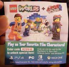Ultrakatty Comes To LEGO Worlds - Bricks To Life Starbucks Code App Curl Kit Coupon 3d Event Designer Promo Eukanuba 5 Barnes And Noble 2019 September Ultrakatty Comes To Lego Worlds Bricks To Life Shop Coupon Codes Legocom Promo 2013 Used Ellicott Parking Buffalo Tough Lotus Free 10 Target Gift Card W 50 Purchase Starts 930 Kb Hdware Lego Store Victor Ny Coupons Cbd Codes May Name Brand Discount Stores Online Fixodent Free Printable Tiff Bell Lightbox Real Subscription Box Review Code Mazada Tours Tie