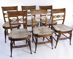 Very Fine Set Of Eight American Sheraton Tiger Maple Fancy Chairs ... Windsor Ding Chair Fly By Night Northampton Ma Antique Early American Carved Wood With Sabre Legs Desk Side Accent Vanity 76 Astonishing Gallery Of Maple Chairs Best Solid Mahogany Shield Back Set Handmade Shaker Farm Table 72 By David S Edgerly Customer Fniture Edna Winchester Countryside Amish 19c Cherry Extendable Rockwell How To Choose For Your Custom Ochre Forcloth Forcloths Custmadecom Country Farmhouse Room Amazoncom Hardwood Xback Of 2