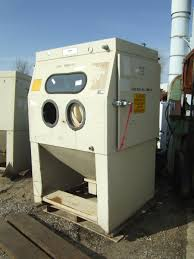 Bead Blast Cabinet Vacuum by Sand Blasters Inter Plant Sales Machinery