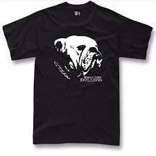Bulldog Inglés Camiseta Perro Gráfico Nuevo Diseño Bulldog Británico S5XL Hombre 2018 Moda Marca Camiseta Ocuello 100 Algodón Camiseta