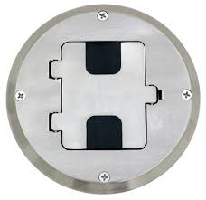 Hubbell Floor Box Cover Plates by Floor Boxes United Electric