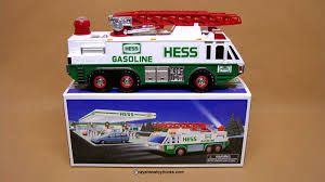 100 Emergency Truck 1996 Hess Rays Hess Toy S