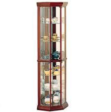 Walmart Corner Curio Cabinets by Curio Cabinet Lighting Ideas Antique Hardware Walmart
