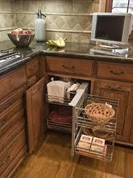 Blind Corner Kitchen Cabinet Ideas by Blind Corner Cabinet Houzz