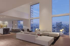 100 Tokyo Penthouses Penthouse Living Space Japan Interior Architecture