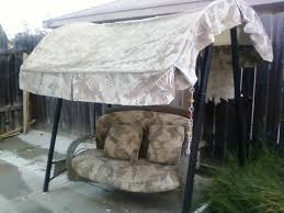 outdoor swing bed with canopy outdoor porch swing sofa bed with