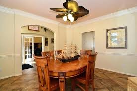Super Cool Ideas Decorative Ceiling Fans For Dining Room Fan Over Kitchen Table Luxury And Chairs With