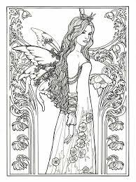 25 Unique Fairy Coloring Pages Ideas On Pinterest