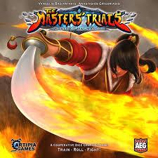 Masters Trials By AEG ⋆ MeepleGamers