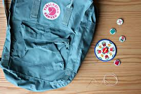 Patched Up With Fjallraven