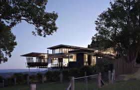 100 Treetops Maleny House By Bark Design Architects