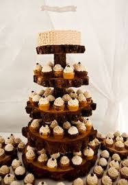 Wedding Cupcake Tower By Queen City Cupcakes In Manchester NH