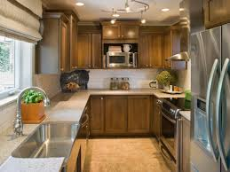 lighting for a galley kitchen kitchen lighting ideas