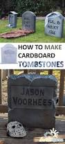 Spooky Tombstone Sayings For Halloween by Tombstones For Halloween Rat Popin Tombstone Diy This Is A