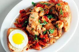 grand classique cuisine poulet marengo recette originale et improvisation pour revisiter le