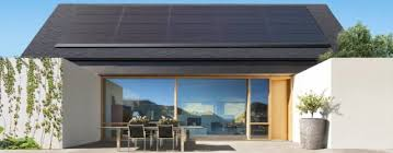 tesla solar roof tiles are finally being manufactured ubergizmo