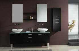 Double Vanity Small Bathroom by Furniture Dazzling Image Of On Set Ideas Bathroom Double Vanity