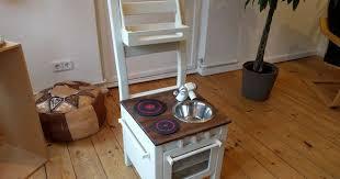 ikeaivar kinder spiel küche aus einem stuhl hack kinder
