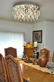 dining room flush mount lighting 14521