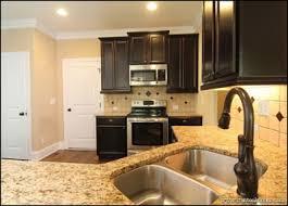 Kitchen Color Trends Dark Cabinets Light Countertops