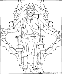 Crucifixion And Resurrection Of Jesus Christ Coloring Pages