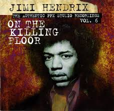 jimi hendrix on the killing floor cd album at discogs