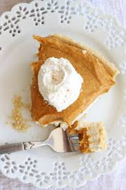 Pumpkin Pie Without Crust And Sugar by Double Layer No Bake Pumpkin Cheesecake