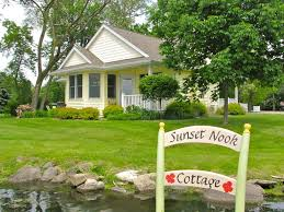 Village Pizzeria Dresser Wi Catering by Sunset Nook Cottage On Water Charming Homeaway Green Lake