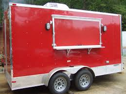 CONCESSION TRAILER AND FOOD TRUCK GALLERY | Advanced Concession Trailers