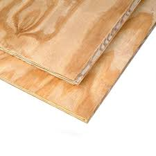 Southern Pine Tongue And Groove Plywood Sheathing 724084