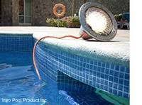 how to replace a pool light bulb inyopools