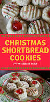 Decorated Shortbread Cookies by Christmas Shortbread Cookies My Farmhouse Table