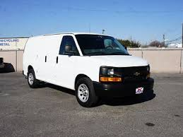 Used Chevrolet Vans For Sale With Photos