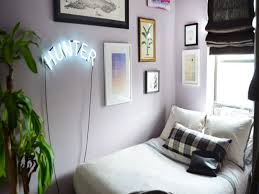 Tiny Bedroom Ideas Elegant Small Tricks From A Real Life Home Huffpost