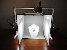 Taking a Good Picture Part 1 DIY Light Box for Jewelry