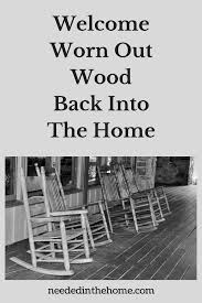 Restoring Wood Furniture - Welcome Worn Out Wood Back Into The Home Ancestral Rocking Chair Gio Ebony Antique Rocking Chair Sold The Savoy Flea With Sewing Drawer Collectors Weekly How To Update A Pair Of Wornout Chairs Hgtv A Country Sheraton Youth Sized Thumb Back Rocker 19th Century For Safavieh Alexei Natural Brown Acacia Wood Patio Windsor Kitchen Stripe Caning Seat Weaving Handbook Illustrated Wooden Stock Photos Upholstered Redo Prodigal Pieces