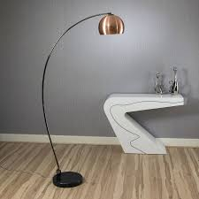 Floor Lamps Target Australia by Floor Lamps Mint Green Copper And Timber Floor Lamp Copper Arc