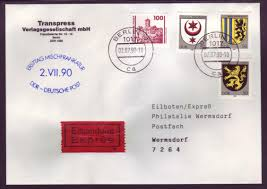 Porto Brief Ausland
