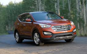 2013 Hyundai Santa Fe Sport 2.0T AWD First Test Photo & Image Gallery