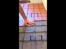 rick s rack quarry tiling mudroom