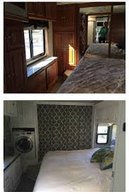 5th Wheels With 2 Bedrooms by 186 Best Fifth Wheel Remodel Images On Pinterest Vintage Campers