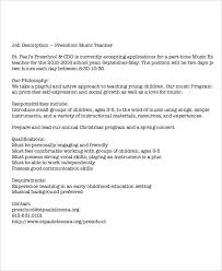 resume description of preschool responsibilities for resume professional research paper